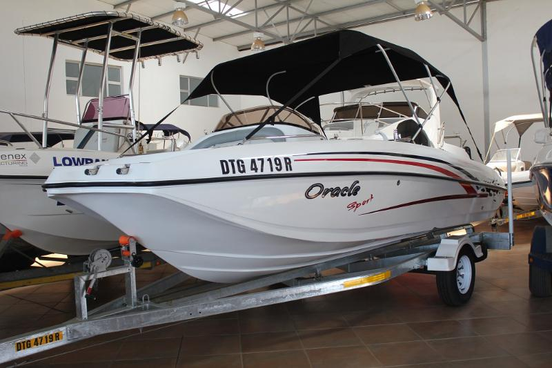 190 Oracle Sport 150 Hp Suzuki